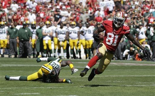 Anquan Boldin isn't so over the hill; This and other NFL week 1 thoughts