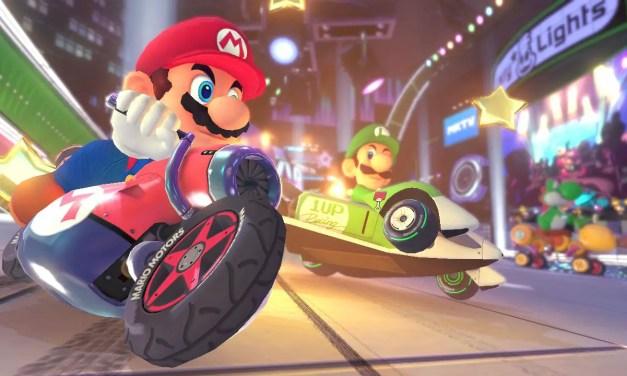 New Mario Kart 8 Looks Great in HD!