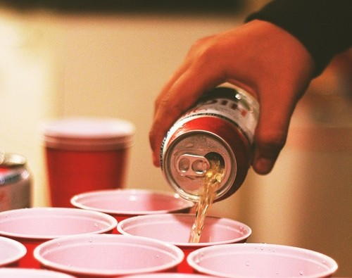 8 Ways to change up your beer pong game