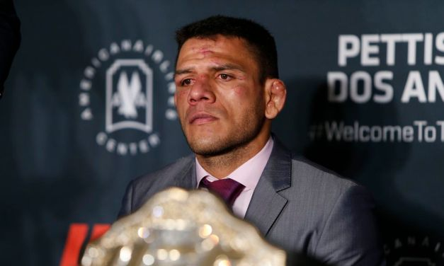 dos Anjos breaks foot, Nate Diaz vs Conor McGregor set for UFC 196