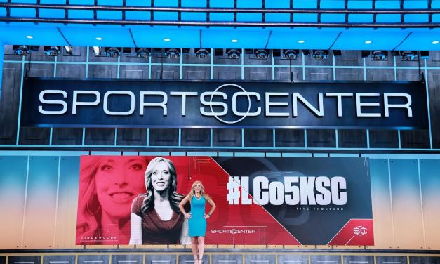 Linda Cohn on 'Helmets and Heels' shares her insight before record 5,000th SportsCenter show