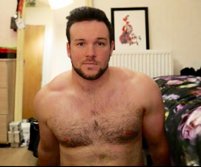Join shaved pubes locker room apologise, but