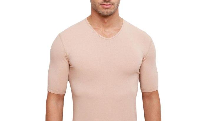 unsichtbares Unterhemd für Herren