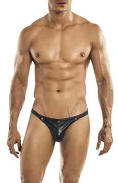 Miami Jock Skimp Brief Black