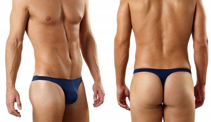 Cover Male String CM103 blau