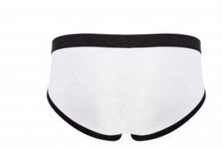 weiße Minipant