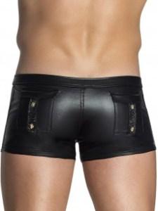 sexy Po in Wetlook Pants