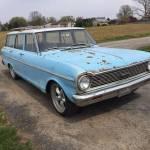 1965 Chevrolet Nova Wagon For Sale Guyswithrides Com