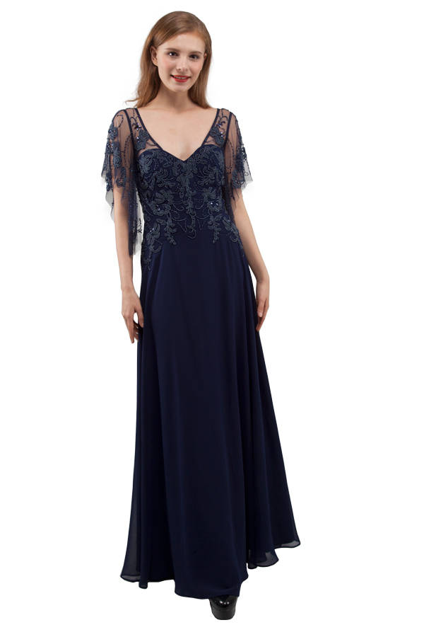 Miss Anne 218217 long ball gown / Formal Dress / Mother of bride $390 Plus Sizes POA