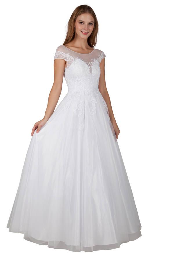 Miss Anne 219335B Hailey Wedding or Debutante Dress $375