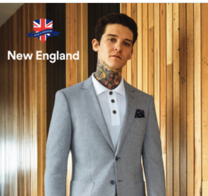 New England Tommy Jacket / Sports coat $250