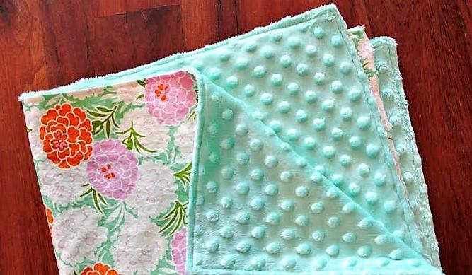 bebek battaniyesi nasıl yapılır