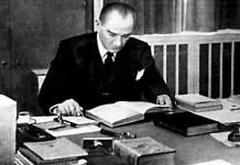 Atatürk öğrenim hayatı