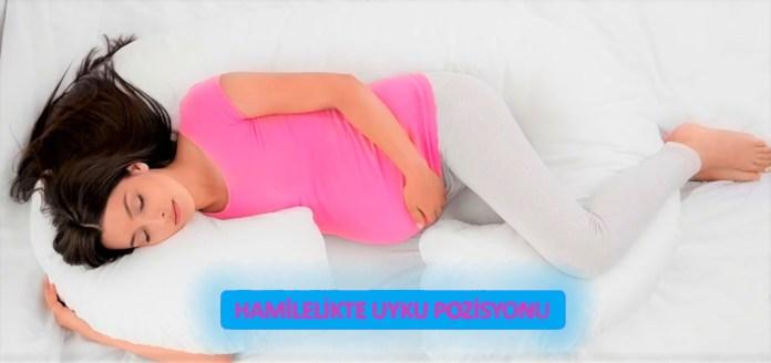 hamilelik uyku pozisyonu