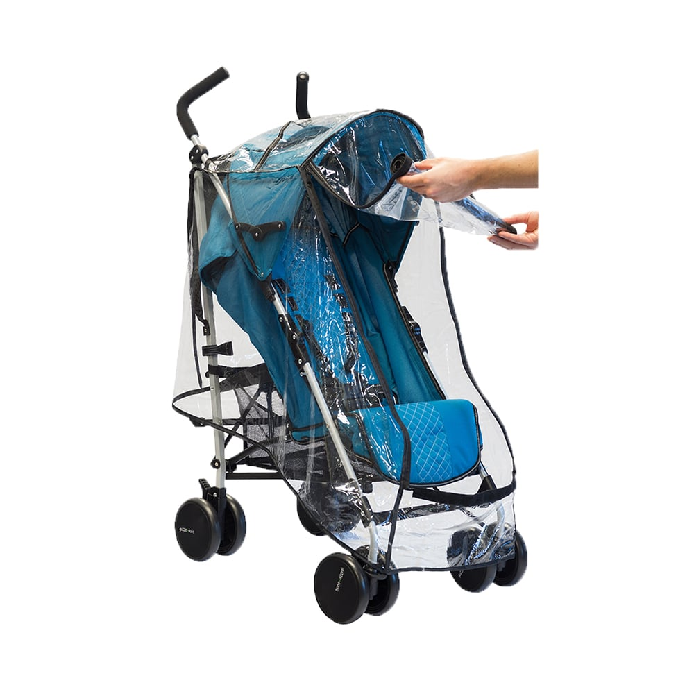 umbrella stroller rain cover