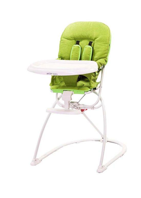 gg 204 highchair green