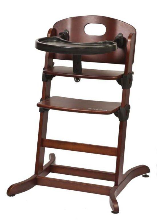 Banquet High Chair Chocolate