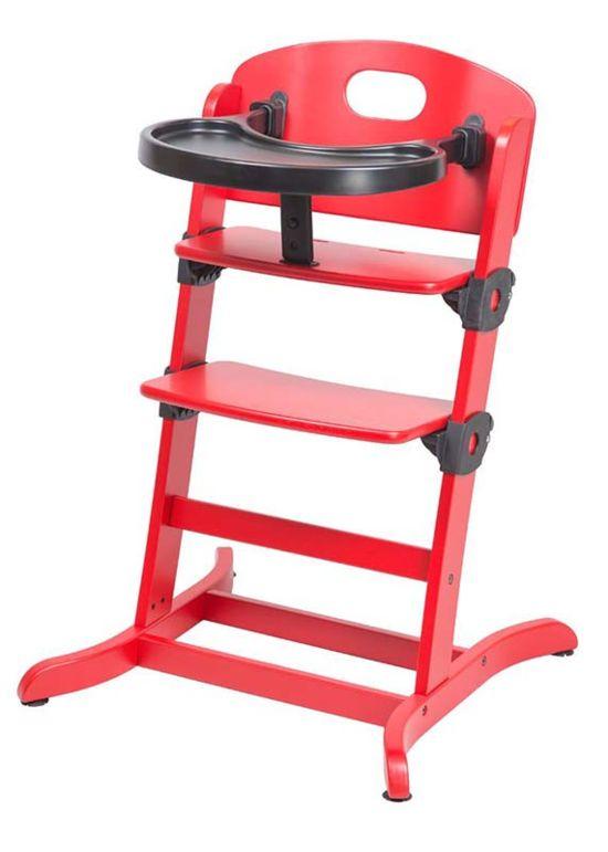 Banquet High Chair Strawberry