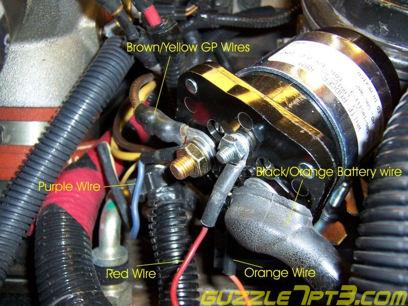 1996 7 3 Powerstroke Glow Plug Relay Wiring Diagram