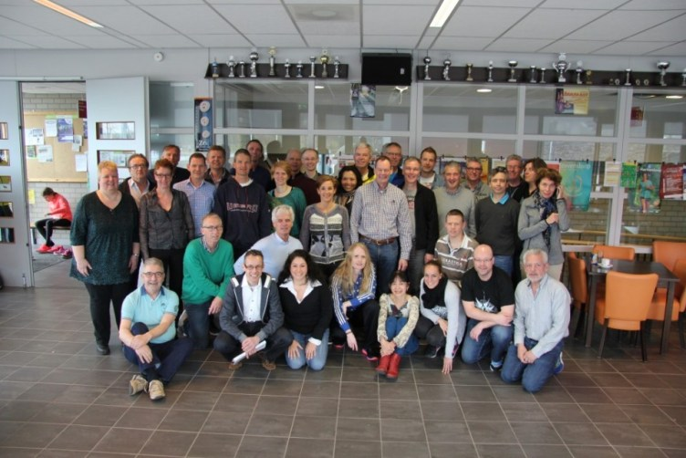 Marathongroep voorjaar 2015