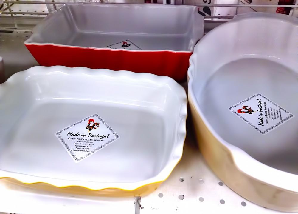 Cerutilのオーブンウェア (ロスドレスフォーレス)