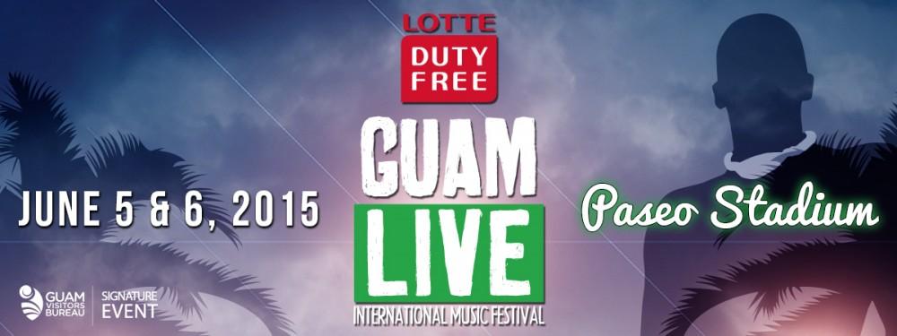 グアムライブインターナショナルミュージックフェスティバル