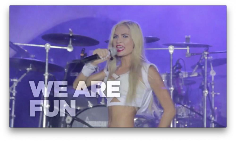楽しいグアムのプロモーションビデオ #OnlyonGuam