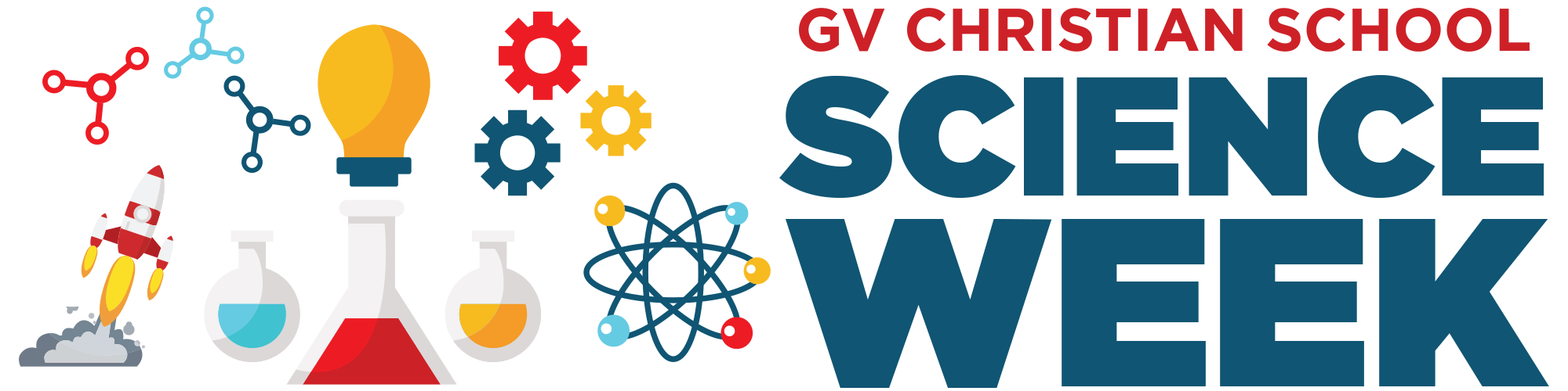 GVCS Science Week Header