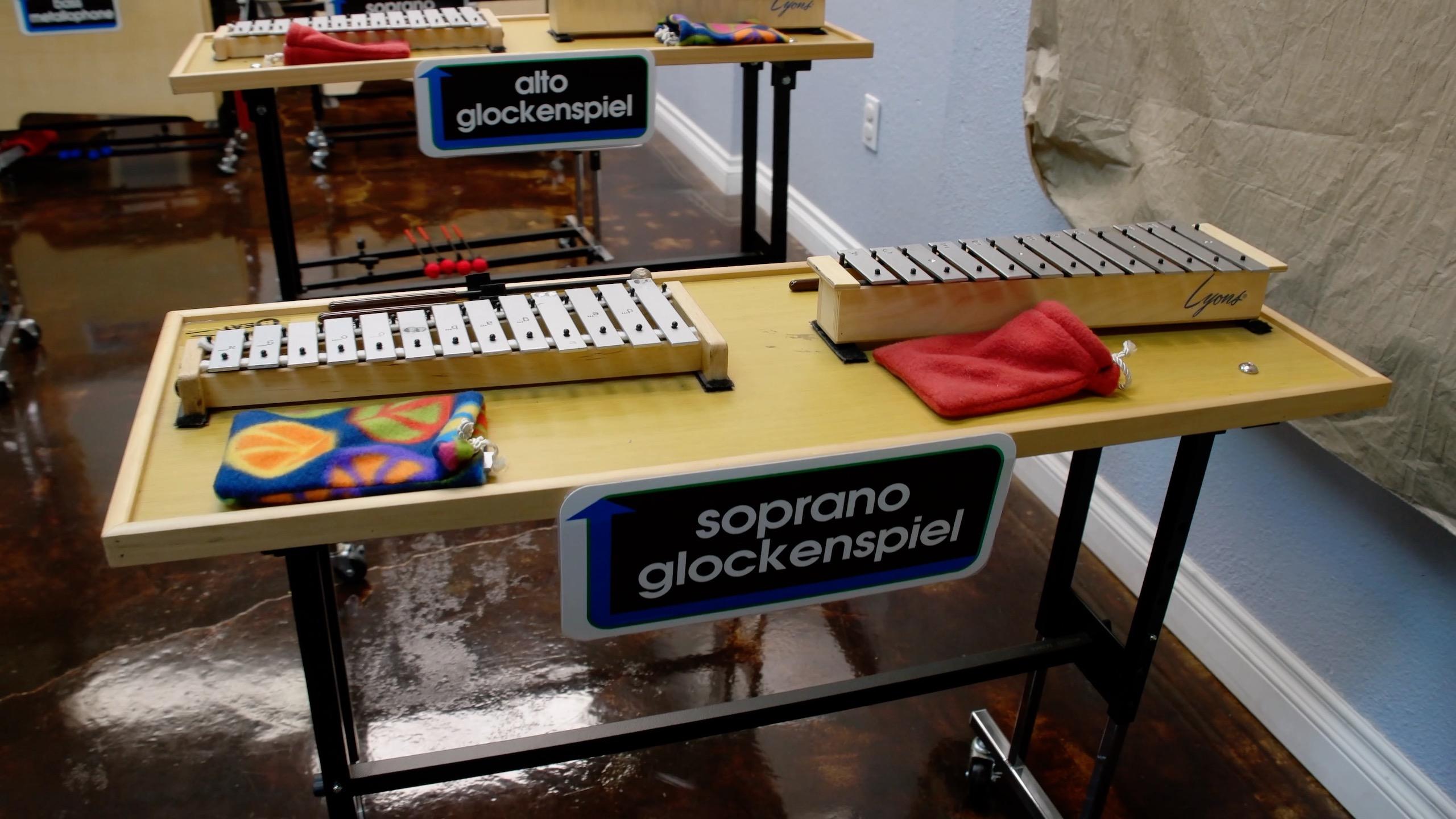 Music Class Instrument