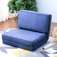 Harper & Bright Designs Convertible Futon Flip Chair ...