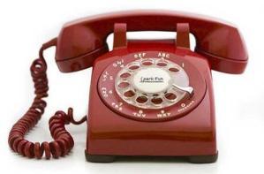 Telefono linea rossa