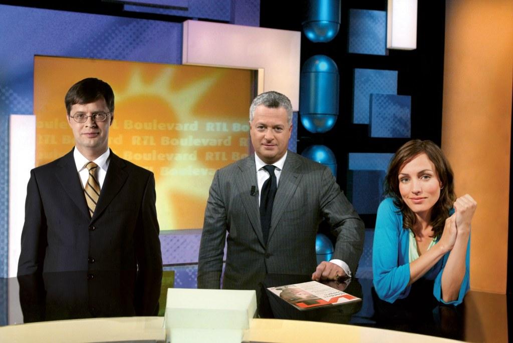 VN Fotomontage Balkenende in RTL Boulevard