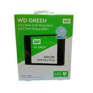 SSD wd Green 120GB price in Bangladesh