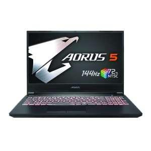 Gigabyte Aorus 5 MB laptop