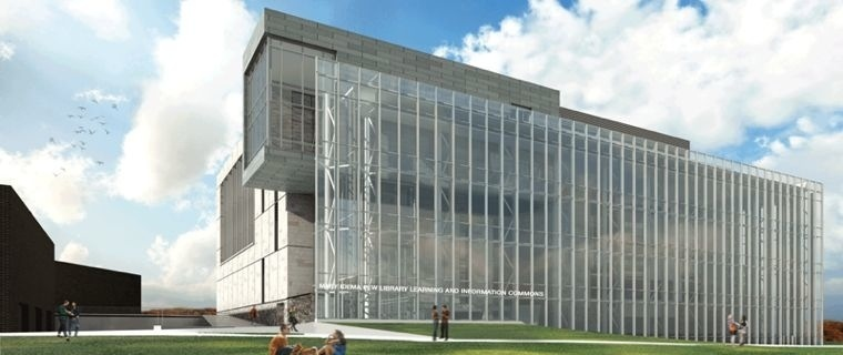 Mary Idema Pew Library  University Libraries  Grand