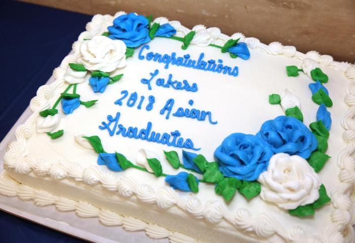 2018 Graduation Cake Photo Gallery Asian Faculty And Staff