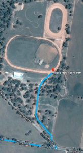 Getting to Illabo Motorsport Park