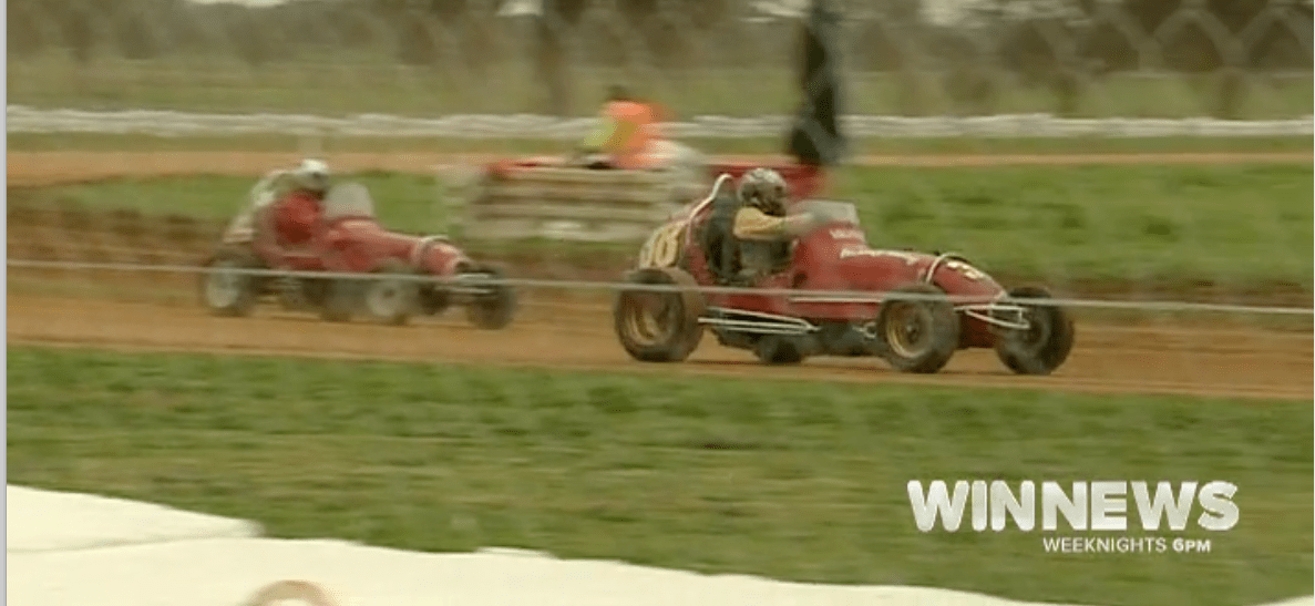 Illabo inundated with hundreds of motorsports enthusiasts for the Bill Shevill Vintage Classic