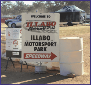 Welcome to Illabo Motorsport Park