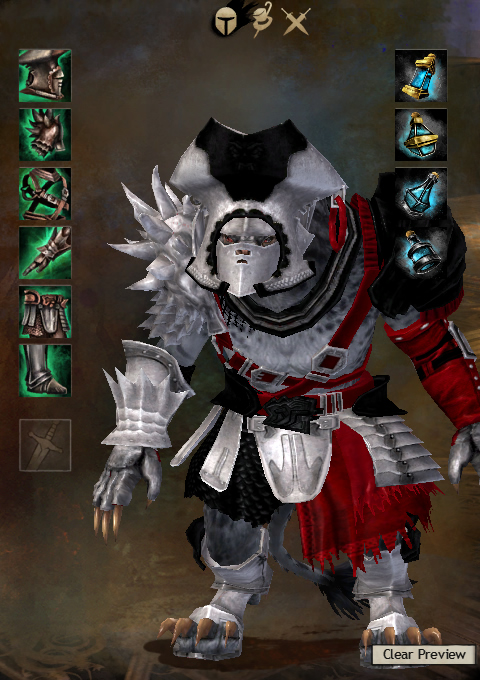Heavy 2 Sets Wars Guild Armor