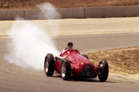 Fangio at Laguna Seca 1991 in the Tipo 159 72dpi