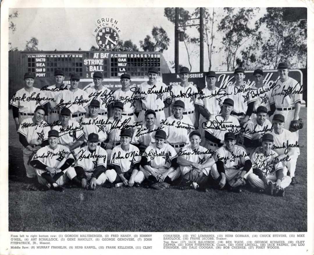 Hollywood Stars 1951b