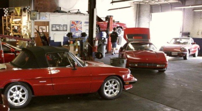 Ken Sports Car Workshop 1b