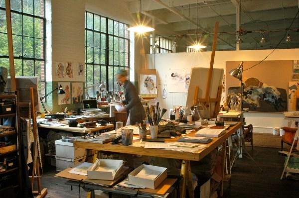 Creative Art Studio Space