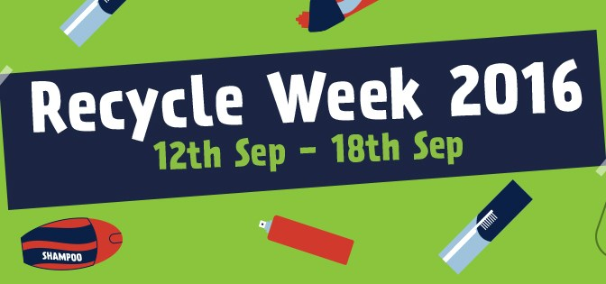 Recycle Week 2016