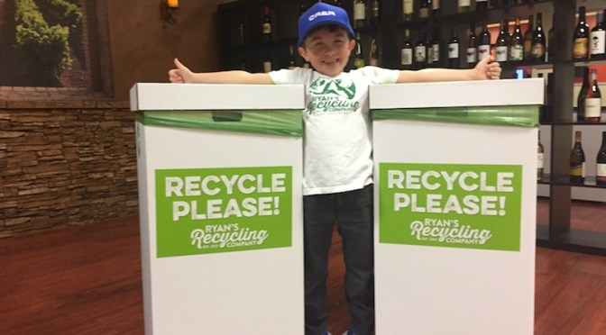 Ryan's Recycling – Making Waste Worthwhile!