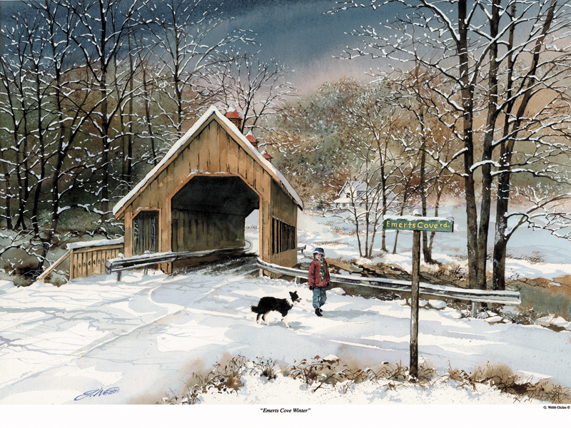 Emert Cove Winter