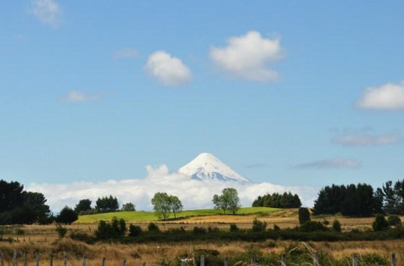 Chil Osorno Volcano