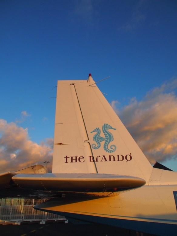 The Brando Plane