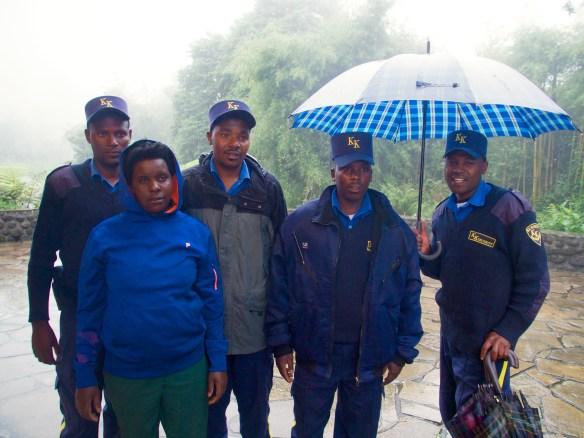 Umuzamu at Sabyinyo Silverback Lodge